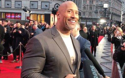 "Rampage, Dwayne Johnson: ""I mostri sono pazzeschi perché li ha creati la Weta di Peter Jackson"""