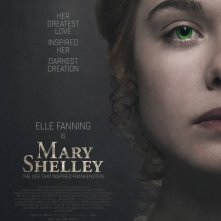 Locandina di Mary Shelley