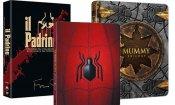 Fino al 22 aprile quattro offerte Amazon su DVD, Blu-Ray, Serie tv, cofanetti e steelbook Universal