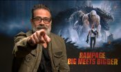"""Rampage, Jeffrey Dean Morgan: """"Negan cerca un nuovo braccio destro: potrebbe essere il gorilla George!"""""""