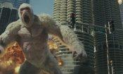 Box Office USA: Rampage - Furia animale con The Rock è il re del weekend
