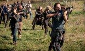 The Walking Dead 9: la prima foto dal set svela un dettaglio della trama