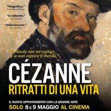 Locandina di Cézanne. Ritratti di una vita