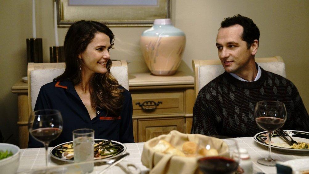 The Americans: Matthew Rhys con Keri Russell nella sesta stagione