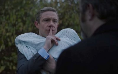 Ghost Stories: Martin Freeman ha paura dei fantasmi?