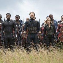 Avengers: Infinity War, una nuova foto del film
