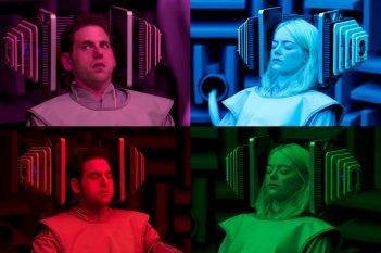 Maniac: una immagine della nuova serie Netflix