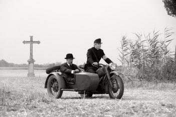 1945: un'immagine tratta dal film