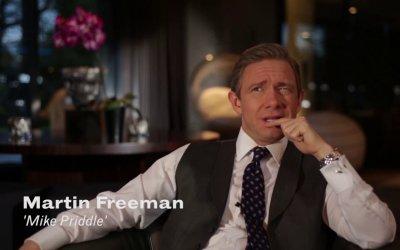 Ghost Stories - Intervista a Martin Freeman e Paul Whitehouse