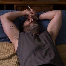 A Beautiful Day: Joaquin Phoenix in una scena del film