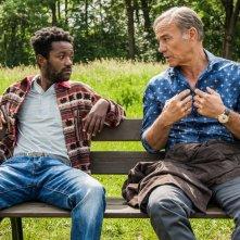 Benvenuto in Germania!: Eric Kabongo e Heiner Lauterbach in una scena del film