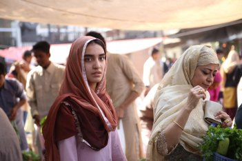 Cosa dirà la gente: Maria Mozhdah in un momento del film