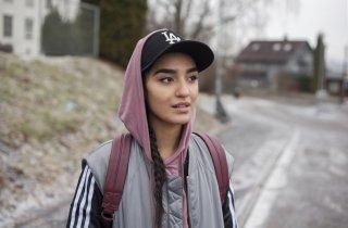 Cosa dirà la gente: Maria Mozhdah in un'immagine del film