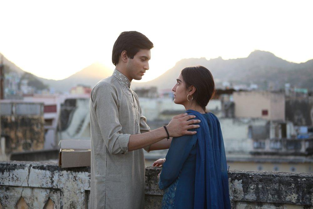 Cosa dirà la gente: Maria Mozhdah e Ali Arfan in una scena del film