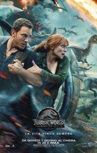 Jurassic World – Il regno distrutto in streaming & download