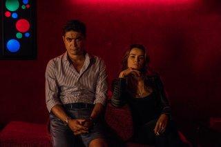 Loro 1: Riccardo Scamarcio e Kasia Smutniak in un'immagine promozionale