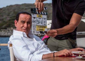 Loro 1: Toni Servillo sul set del film