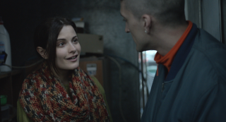 Manuel: Giulia Elettra Gorietti e Andrea Lattanzi in un momento del film