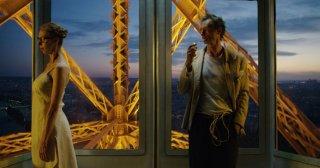 Parigi a piedi nudi: Dominique Abel e Fiona Gordon in un momento del film