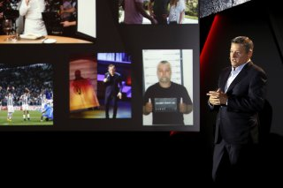 Ted Sarandos al See What's Netxt Event di Roma