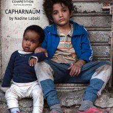 Locandina di Cafarnao - caos e miracoli