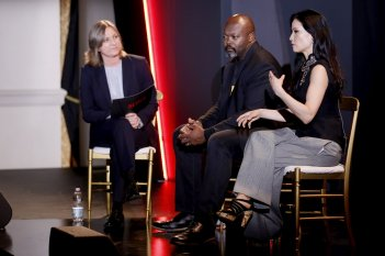 Luke Cage: Cheo Hodari Coker e Lucy Liu a Roma