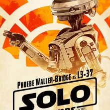 Solo: A Star Wars Story, il character poster di Phoebe Waller-Bridge