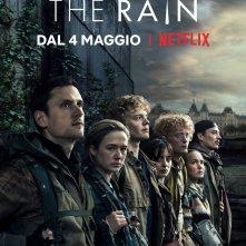 The Rain: la locandina della serie danese