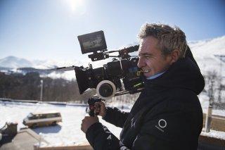 Hotel Gagarin: il regista Simone Spada sul set del film