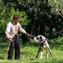 Nobili bugie: Federico Tolardo in una scena del film