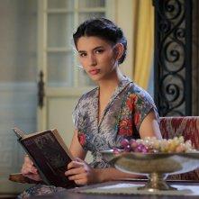 Nobili bugie: Gaia Bottazzi in una scena del film
