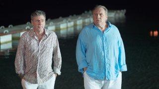 Sogno di una notte di mezza età: Daniel Auteuil e Gerard Depardieu in un momento del film