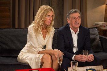 Sogno di una notte di mezza età: Daniel Auteuil e Sandrine Kiberlain in un momento del film