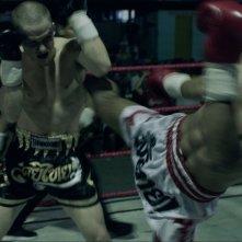 Una preghiera prima dell'alba: Joe Cole in una scena di combattimento