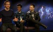 """Tom Hiddleston su Infinity War: """"Interpretare un supereroe è un privilegio: affronti un'idea più grande di te"""""""