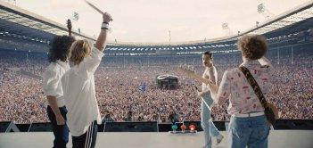 Bohemian Rhapsody: Rami Malek in una foto del film