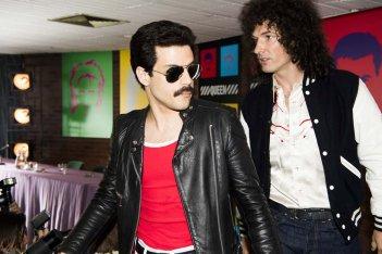 Bohemian Rhapsody: Rami Malek in una nuova foto del film