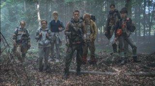 The Rain: il cast in una foto promozionale