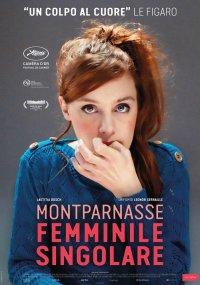 Montparnasse femminile singolare in streaming & download