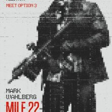 Locandina di Mile 22