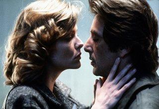 Paura d'amare: Michelle Pfeiffer e Al Pacino in una scena del film