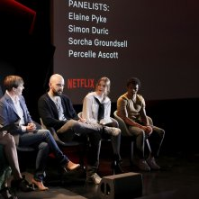 The Innocents: il cast e i creatori a Roma