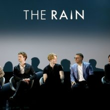 The Rain: cast e creatori all'anteprima romana