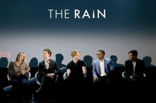 The Rain: cast e creatori all'anteprima romana