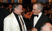 Robin Williams: Spielberg racconta le sue telefonate sul set di Schindler's List