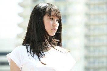 Asako I & II: Erika Karata in una scena del film