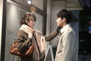 Asako I & II: un momento del film