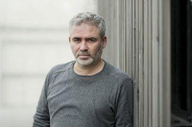 At War: il regista Stéphane Brizé in un'immagine promozionale