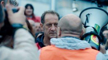 At War: Vincent Lindon in un momento del film