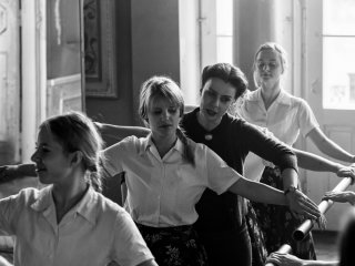 Cold War: Agata Kulesza e Joanna Kulig in una scena del film